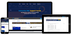 Enterprise DNA support forum access