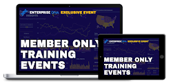 Invitations to member only training events